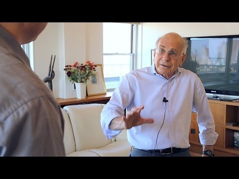 Episode 4 − Intuition and Rationality: Conversation with Daniel Kahneman (Part 1)