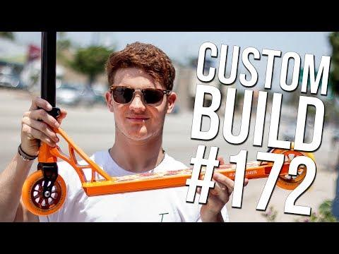 Custom Build #172 (ft. Jordan Clark) │ the Vault Pro Scooters
