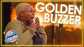 GOLDEN BUZZER   EMOTIONAL Singer Is Asked To Sing AGAIN On America's Got Talent 2020!   Top Talent