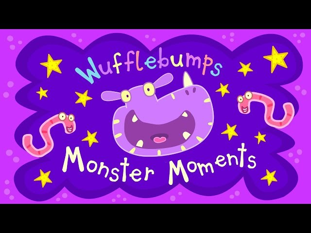 Wufflebumps Monster Moments