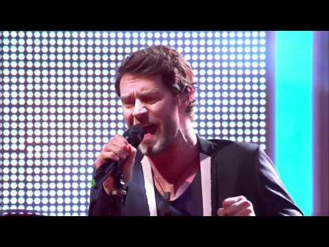 Take That - The Flood , SOS ( live at The Royal Variety Performance 2010 ) [ lyrics ]