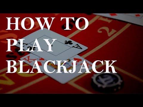 How to play BlackJack - Beginners Guide