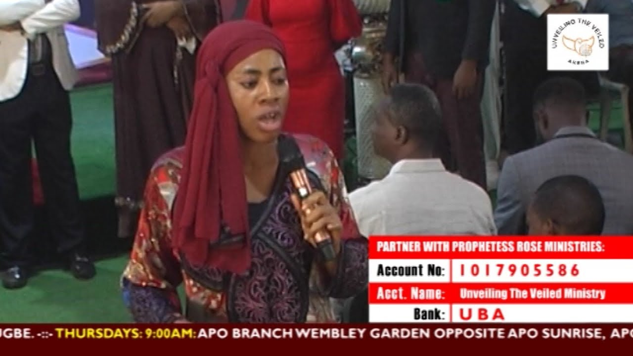 Download PROPHETESS ROSE PROPHESYING THE MIND OF GOD