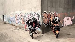 Дрифт на мотоцикле ( Drift on a motorcycle)