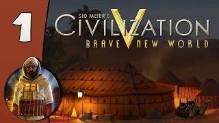 Civilization V Daily #1: Morocco - Part 1