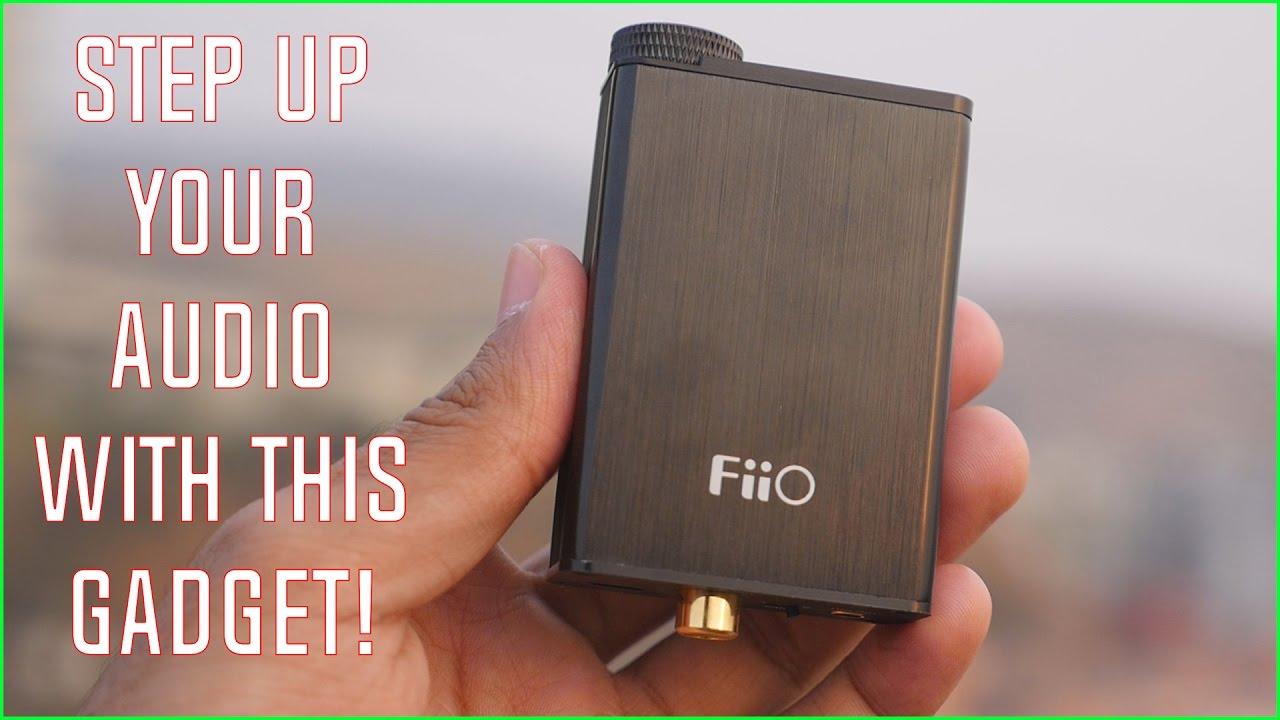FiiO E10K REVIEW! Headphone Amplifier and USB DAC