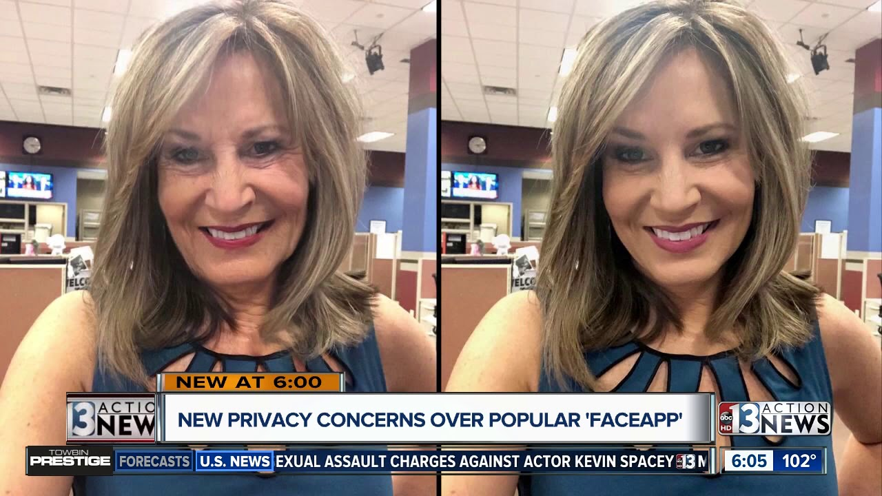 TRENDING: New privacy concerns over FaceApp, tech expert says it's not worth the download