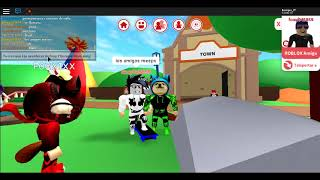 A little time playing with My Friend Angel Roblox:Foxy Special 7 Criccritors