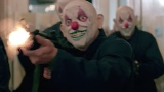 Strike Back - Clown Bank Robbery