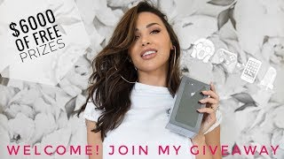 The Big YouTube Giveaway Enter Here World Wide