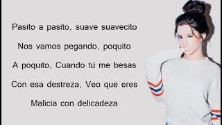 DESPACITO - Luis Fonsi & Daddy Yankee ft. Justin Bieber // Talia Martinez Cover (Lyrics)