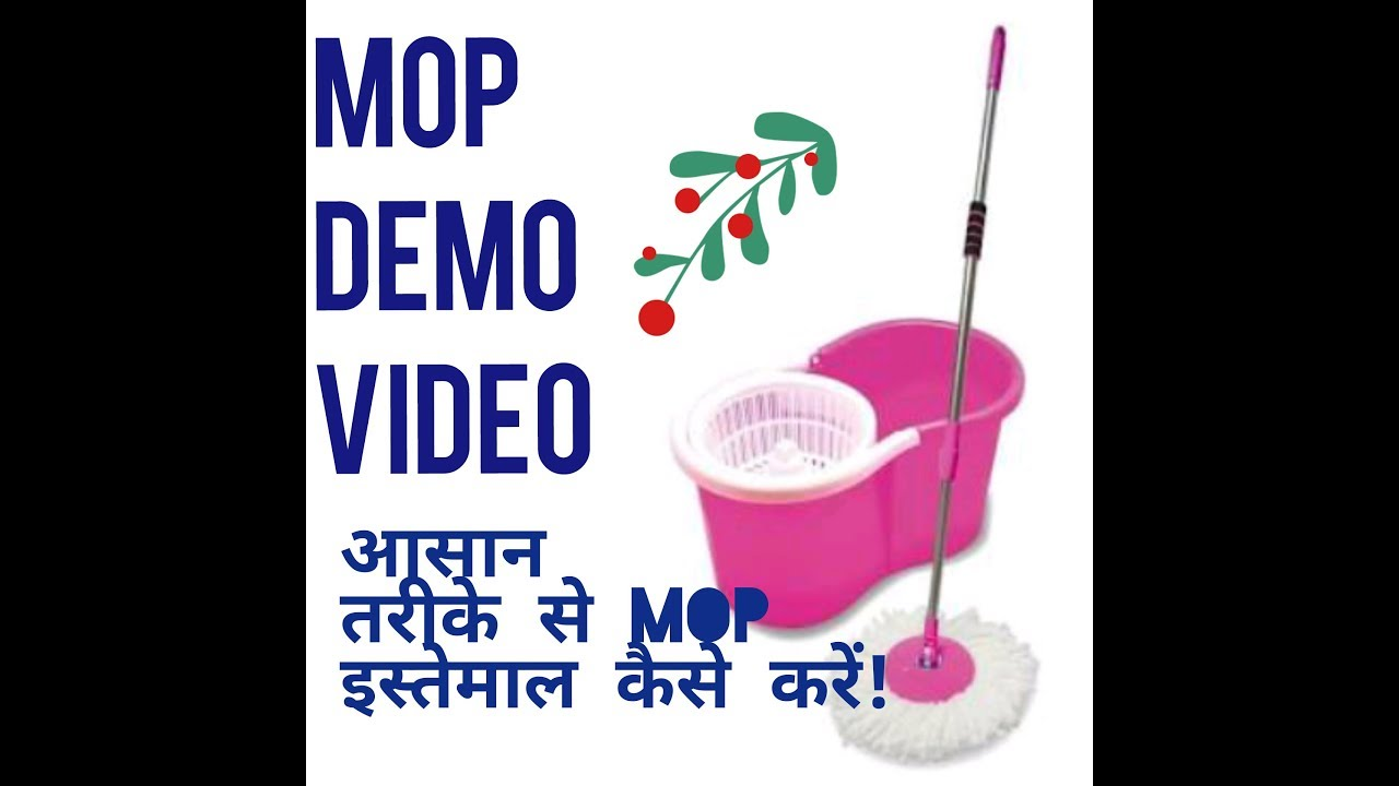easy mop 360 instructions