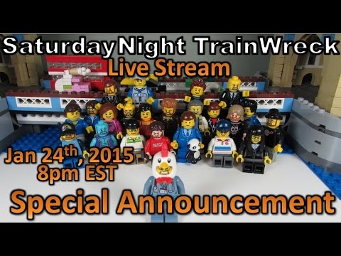 Saturday Night Train Wreck Live Stream - Special ...