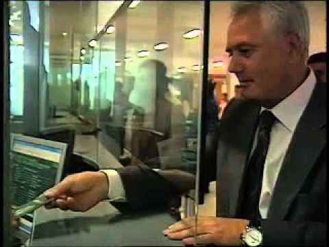 Continental Airlines Athens Video - English & Greek