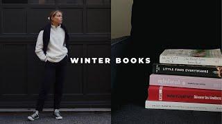 Winter Reading List 2021 | Chloe Kian