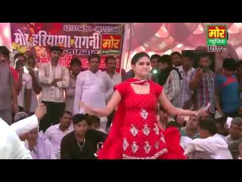 Latest Sapna and Ajay Hooda Dance, NA OLHA NA DHATA