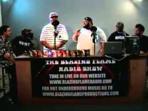 Blazing Flame Radio May 24, 2014