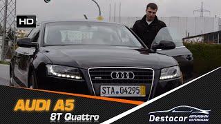 Авто из Германиии, ауди а5 Coupe Quattro