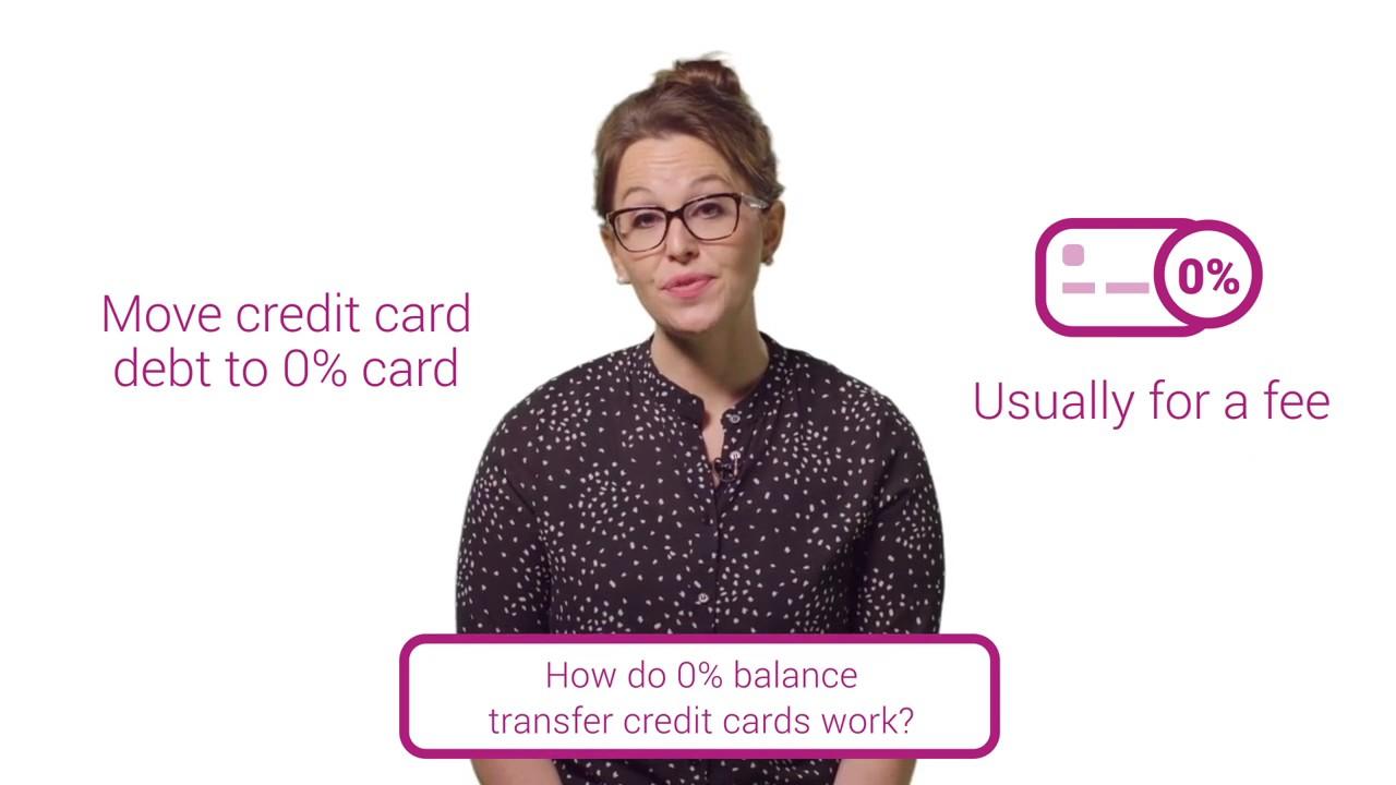 How Do 0% Balance Transfer Cards Work?