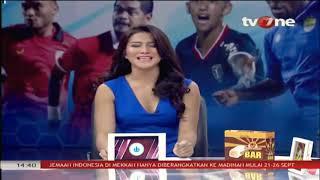Download Video presenter tv one dress biru bikin deg deg serr MP3 3GP MP4
