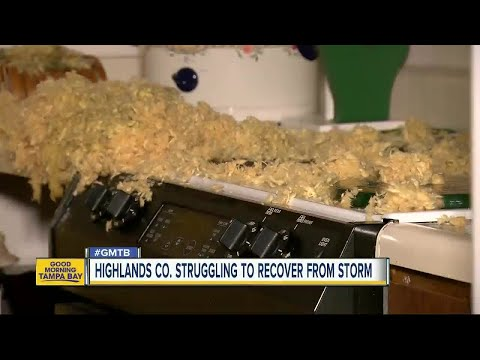 Highlands County struggling to recover from Hurricane Irma