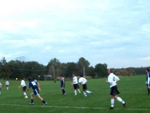 Birthday Goal against Louis E Dieruff High School