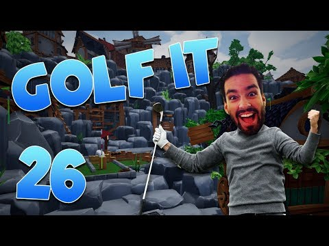 I'll Show Yah How To Golf Georgie! (Golf It #26)