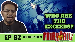 """Fairy Tail Episode 82 [REACTION] """"Welcome Home"""""""