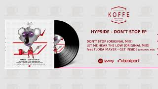 """Hypside - """"Dont Stop EP"""" by KOFFE RECORDS"""