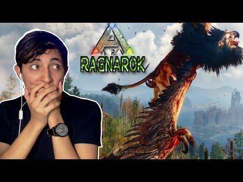 Reaccionando al nuevo DLC de ARK - Ragnarok - w/APC