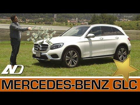 Mercedes-Benz GLC ⭐️ - Carita mata verbo, ¿O era al revés?