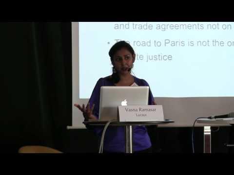 Glocal Development Talks: Vasna Ramasar, Lund University Centre for  Sustainability Studies