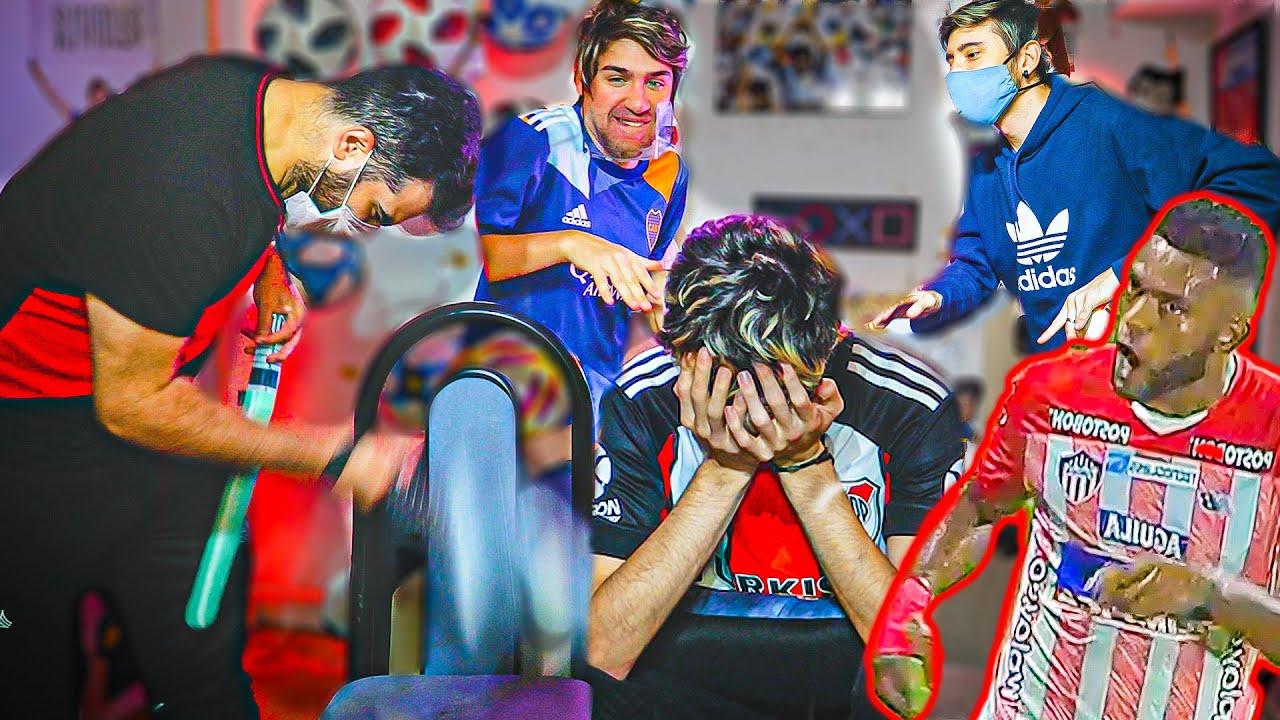Reacciones de Amigos | Junior vs River | Conmebol Libertadores 2021