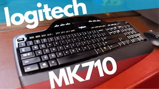 Logitech MK710 review - The SUV of keyboards in 2021