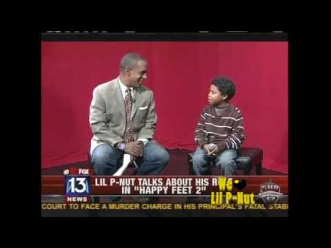 Lil P Nut Talks Happy Feet 2 On Myfoxmemphis Fox 13 News Youtube We looked inside some of the tweets by @myfoxmemphis and here's what we found interesting. youtube