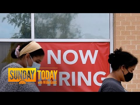 Expanded Unemployment Benefits Expire As Biden Administration Reels From Disappointing Jobs Report