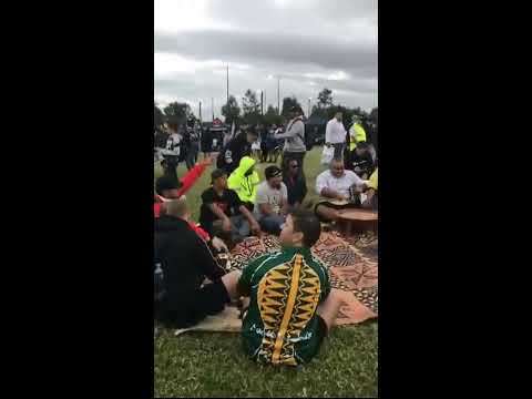 Mate Ma'a Tonga Fan Day - Pacific Test - YouTube Live on iPhone 7