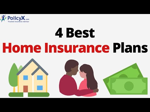 4 Best Home Insurance Plans in 2021   PolicyX