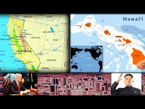USA vs. N. Korea: Hawaii & Cali. Preparing For Nuclear Strike! (Update)