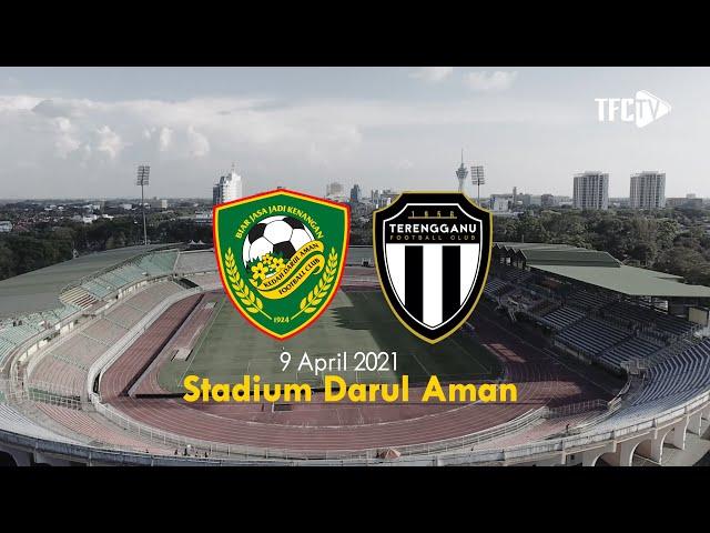 PROMO MATCH KEDAH FC vs TERENGGANU FC