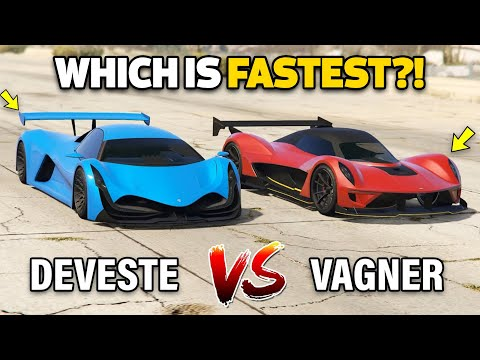 DEVESTE EIGHT VS VAGNER - GTA 5 ONLINE (WHICH IS FASTEST?)