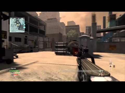 Call of Duty Modern Warfare 3 vs Black Ops Wii Graphics