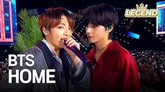 BTS (방탄소년단) - HOME [2019 KBS Song Festival / 2019.12.27]