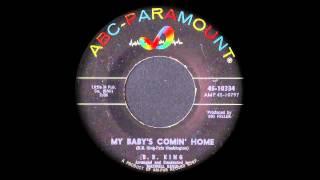 B B King - My Baby's Comin' Home