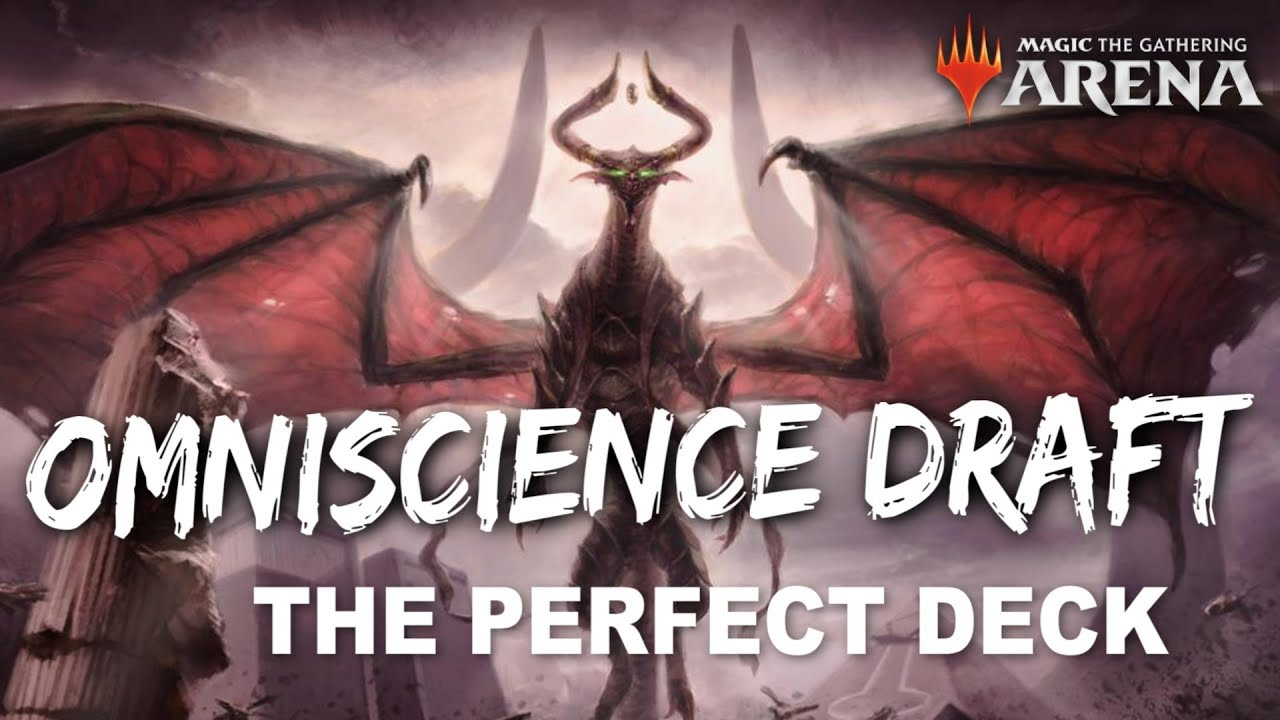 0 LANDS Omniscience Draft [MTG Arena] | PERFECT Deck in Dominaria Limited  Event