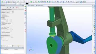T FLEX CAD: Урок 3. Создание сборочной 3D модели