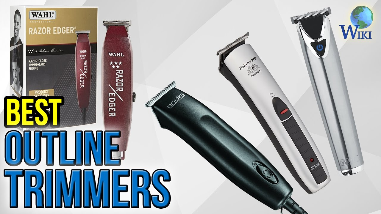 7 Best Outline Trimmers 2017 Youtube