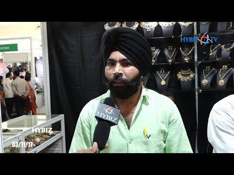 MS KUNDAN CREATION @ PANACHE The Luxury Expo in Hitex Hyderabad | Manjit Singh