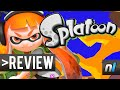 Splatoon Review - Prepare to Dye