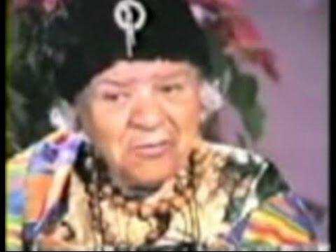 The Mother of New Afrika Queen Mother Moore Speaks